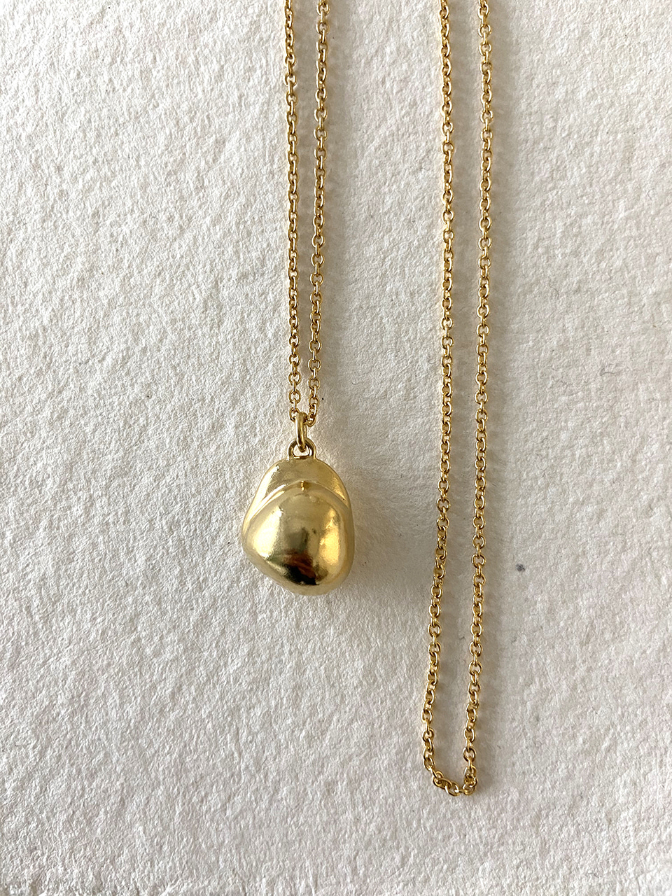 Pearl Shaped Necklace